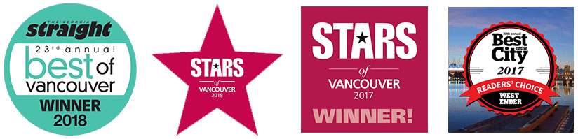 Chiropractic Vancouver BC Awards