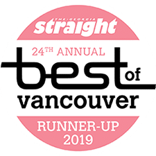 Best of Vancouver 2019 Runnerup
