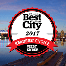 Westender Best of the City 2017